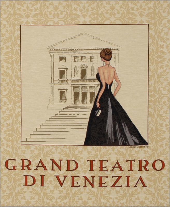 Grand Teatro Venezia (black) #134