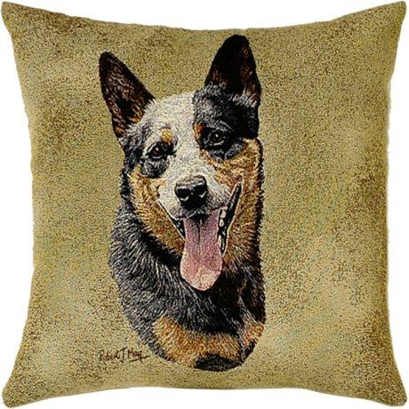 Portrait Dog-Australian Cattle Dog