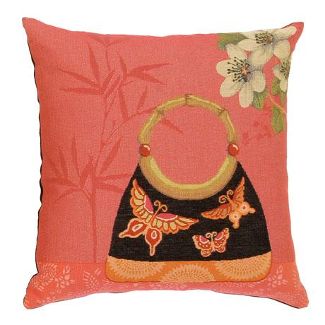 Butterflies & Blossoms - Clearance Cushion