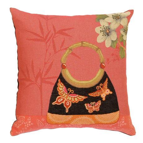 Butterflies & Blossoms - Clearance Cushion