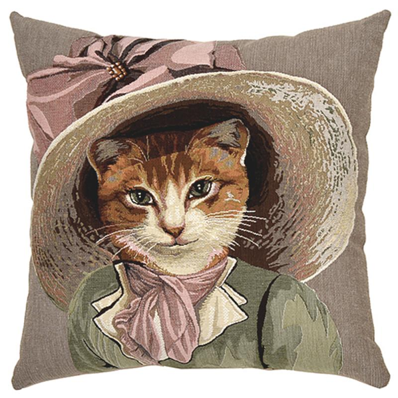 Cats in Hats - Bonnie