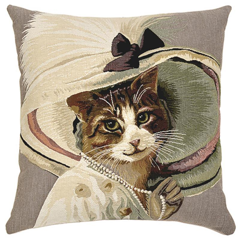 Cats in Hats - Pearl