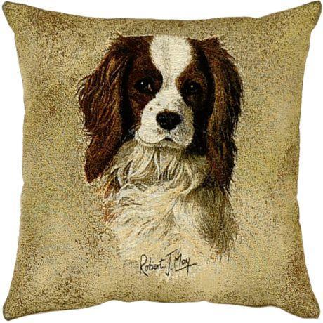 Portrait Dog-Cavalier King Charles