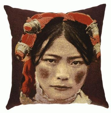 People of Tibet - Ceba (Purple)