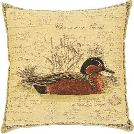 Cinnamon Teal - Clearance Cushion