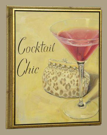 Cocktail Hour - Cocktail Chic