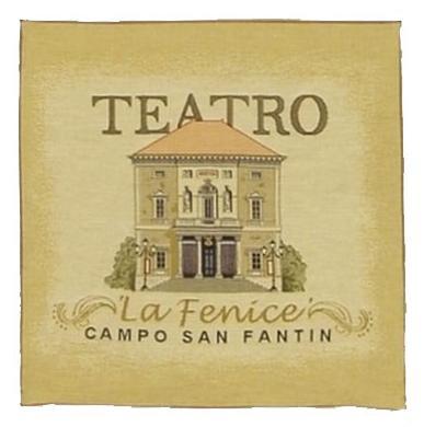 Teatro - Clearance Cushion