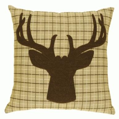 Plaid Deer - Front