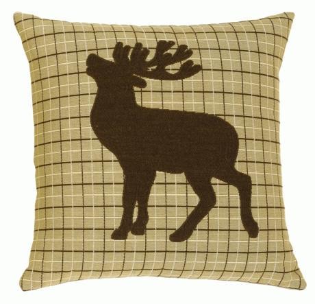 Plaid Deer - Left