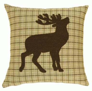 Plaid Deer - Right