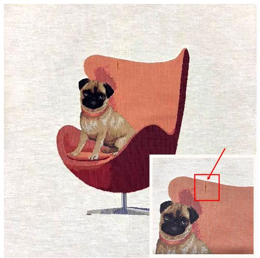 Dogs & Chairs - Egg Chair (S&S)