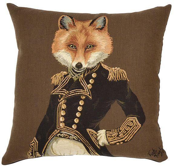 Dressed Foxes - Admiral Fox