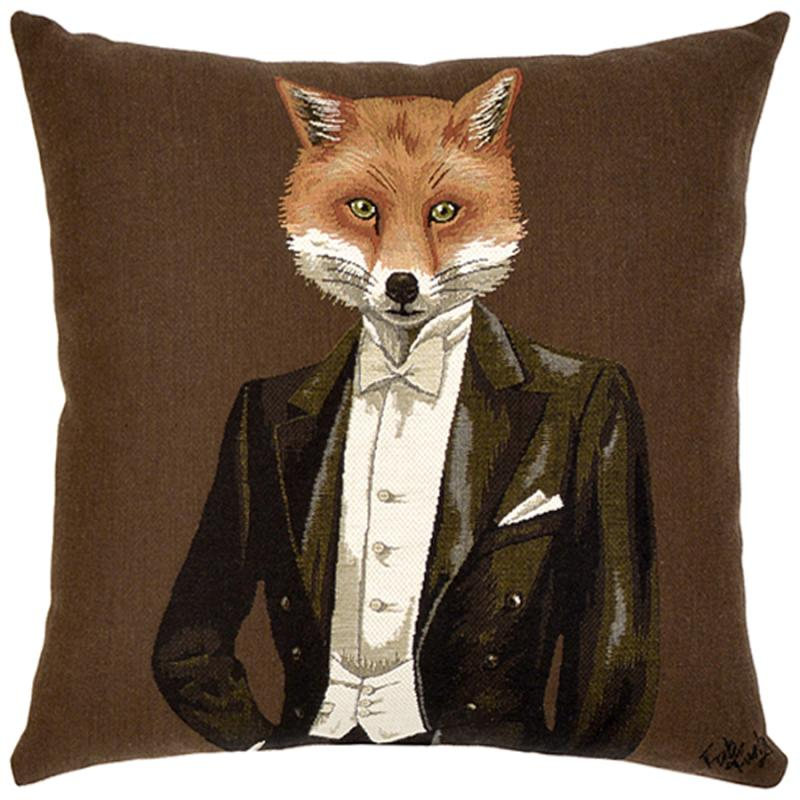 Dressed Foxes - Gentleman Fox