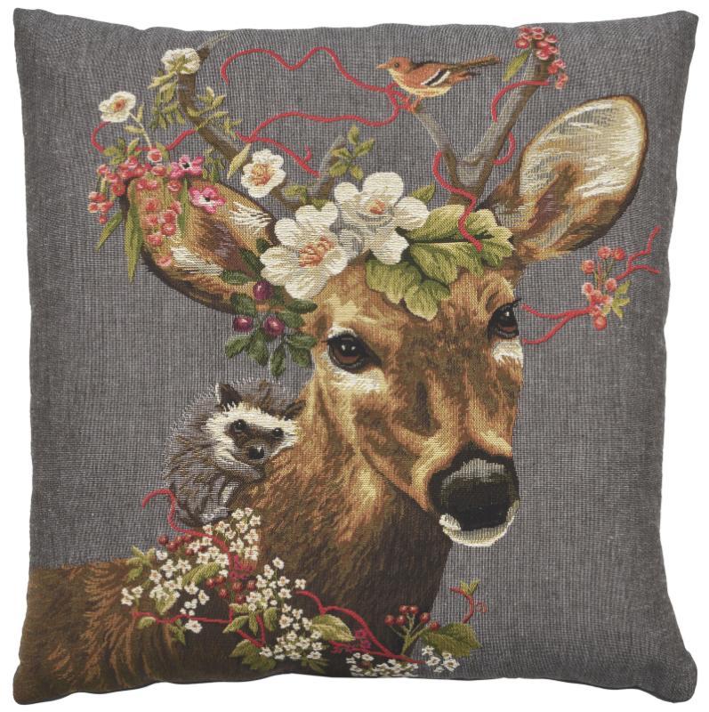Floral Deer - Harriet