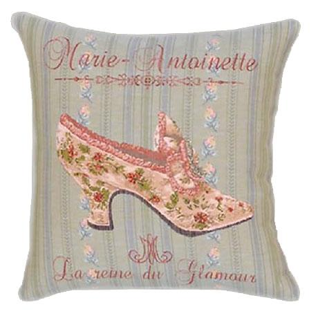 Blue Glamour - Clearance Cushion