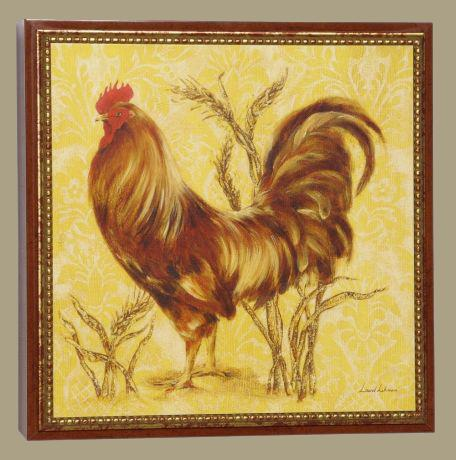 Roosters - Golden Plumage