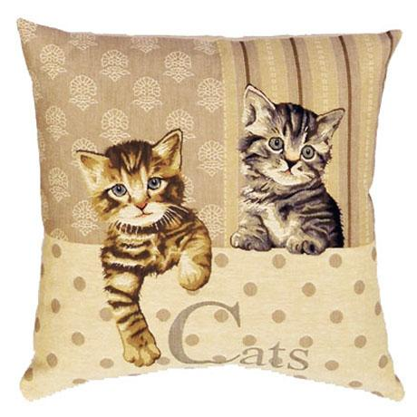 Kittens - Clearance Cushion