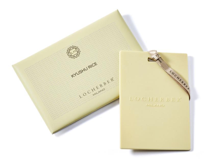 Kyushu Rice Scented CardKyushu Rice Scented Card