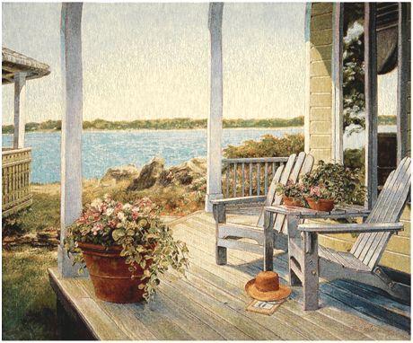 Lakeside Veranda