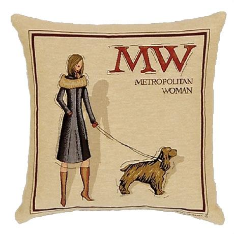 Metro Woman - Clearance Cushion