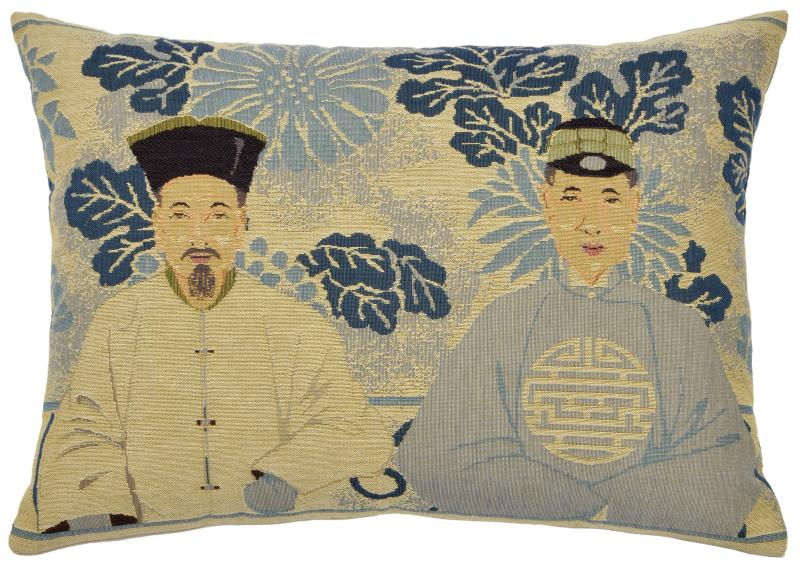 Ming - Blue, Rectangle