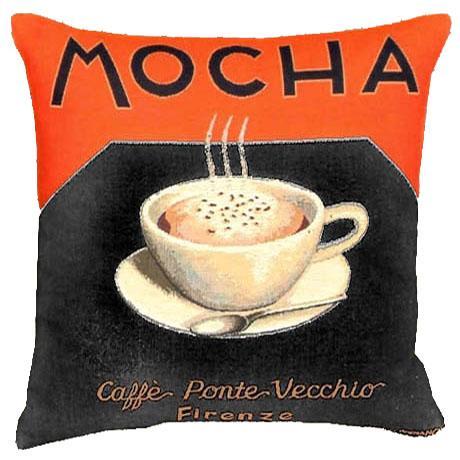 Mocha - Clearance Cushion