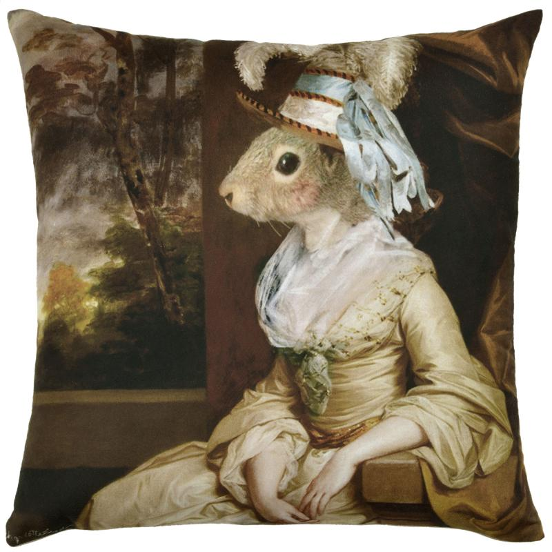 Pantomime Animals - Mrs Squirrel