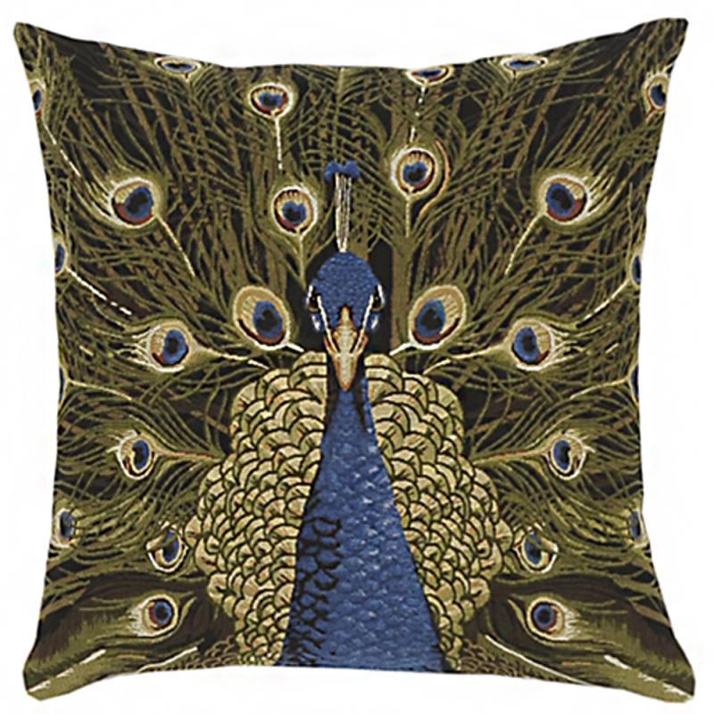 Peacock - Panel (Square)