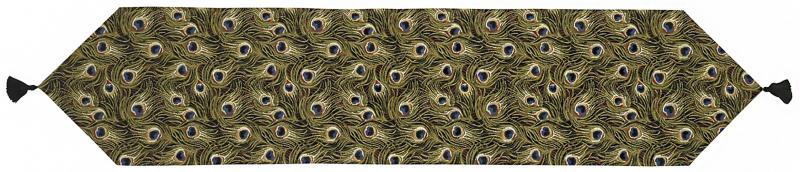 Peacock - Table Runner