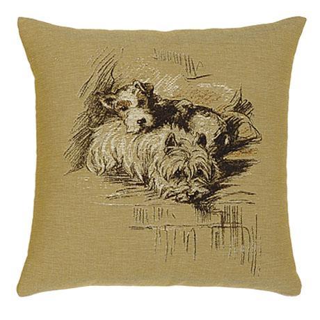 Peter & Ralph - Clearance Cushion