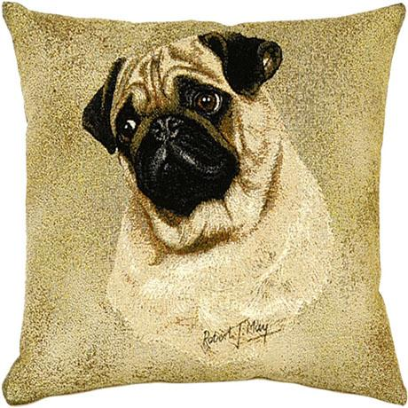 Portrait Dog-Pug