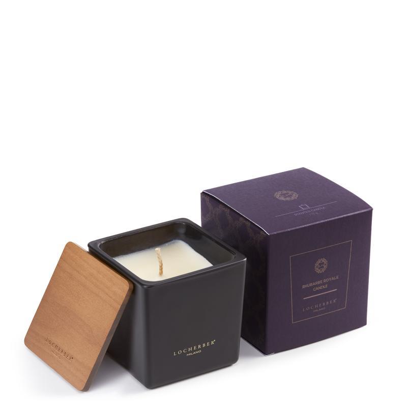 Rhubarbe Royale candle 210 g