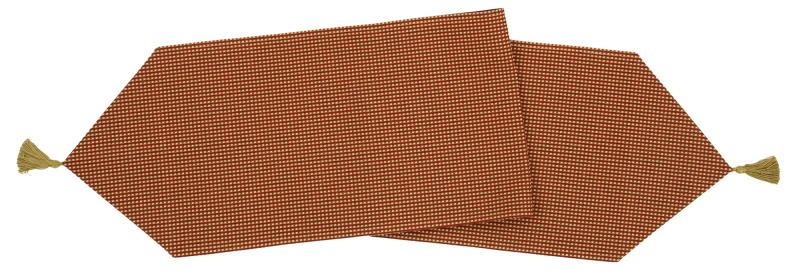 Red Check - Table Runner