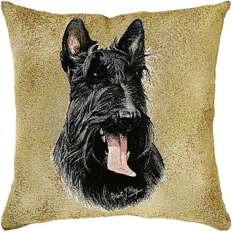 Portrait Dog - Scottie