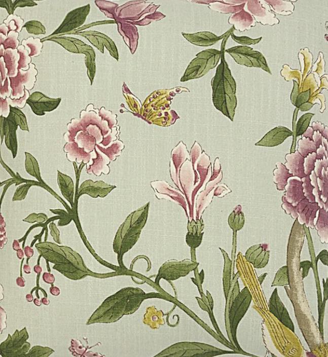 Solaine - Mint (Fabric)