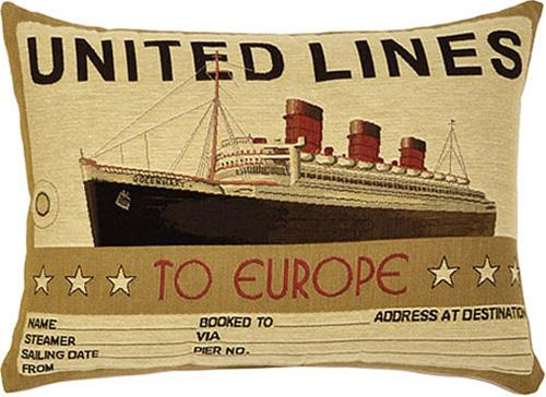 United Lines, Caramel - To Europe