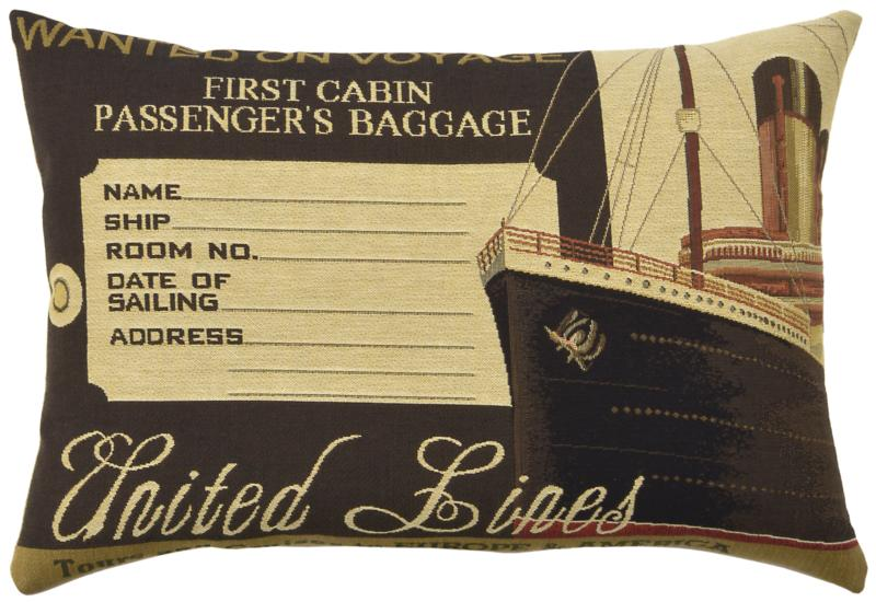 United Lines - First Cabin