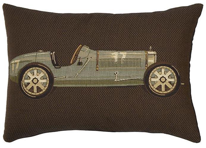 Vintage Sports Cars - #17 Teal Bugatti