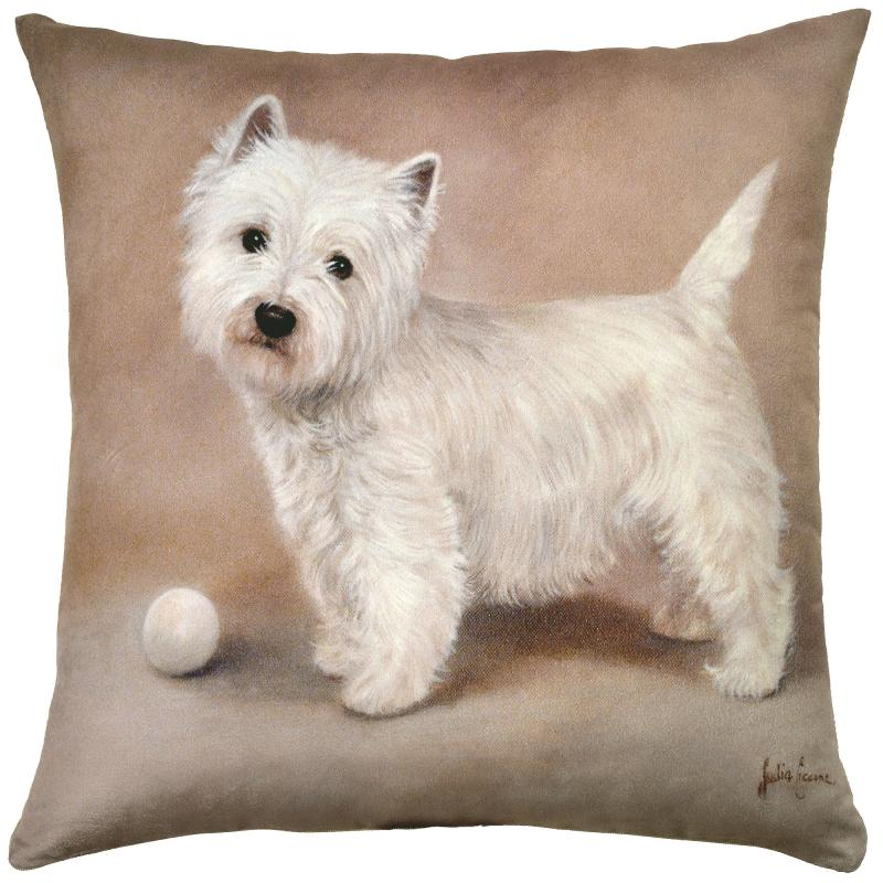 Watercolour Dogs - Westie (Walter)