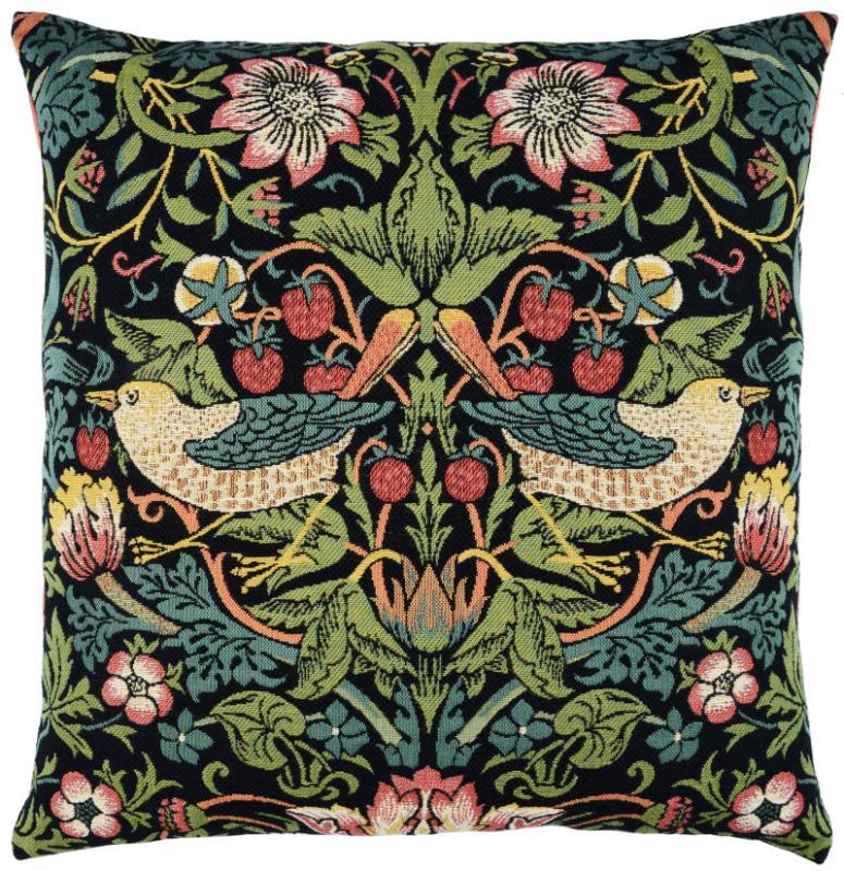William Morris - Birds Teal