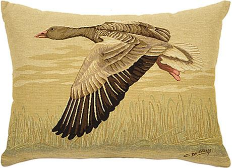 Wings Down Rectangle - Clearance Cushion