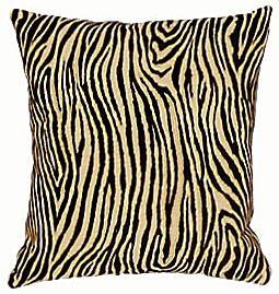 Zebra Skin - Clearance Cushion