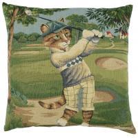 Golf Cat - Billy (blue)