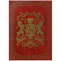 Heraldic Wall Hanging - Red