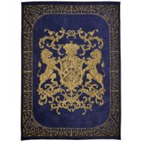 Heraldic Wall Hanging - Royal Blue