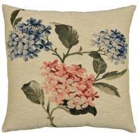 Hydrangea - Two Blue Hydrangeas