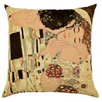 Klimt - The Kiss, Cushion