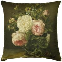 Museum Floral - Rose Green