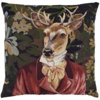 Woodland Deer - Rupert (red jacket)
