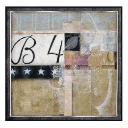 B4 #034 Clearance Wall Hanging
